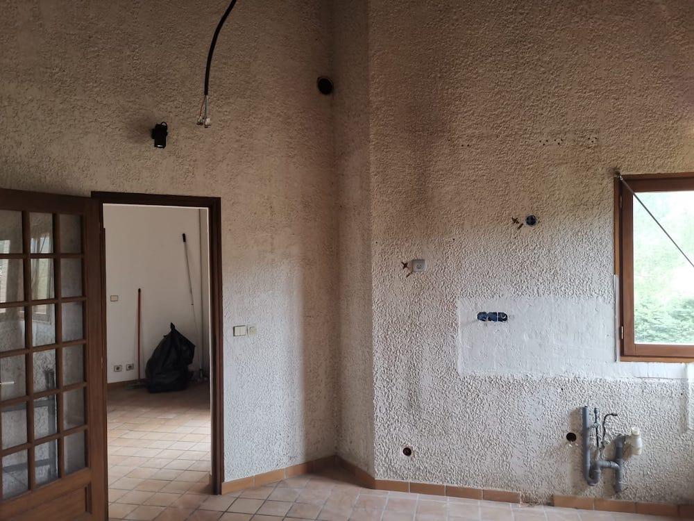 Peinture Interieure Maison en Renovation a Lacanau 10