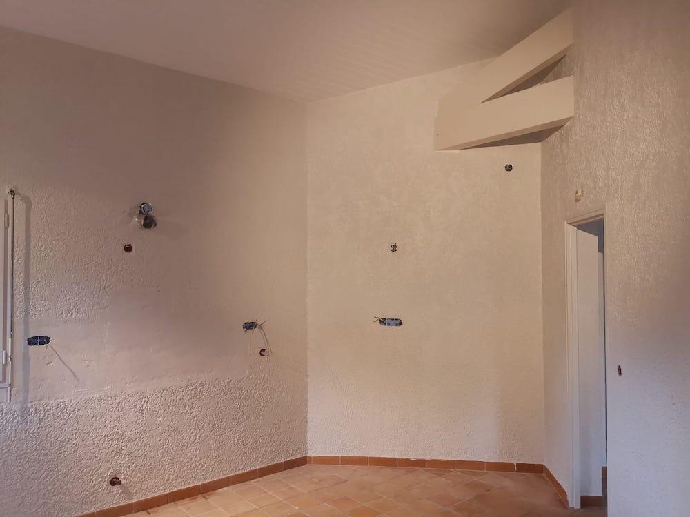 Peinture Interieure Maison en Renovation a Lacanau 5