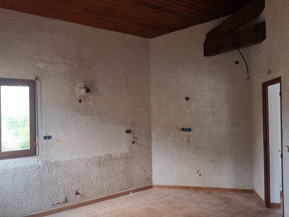Peinture Interieure Maison en Renovation a Lacanau 6
