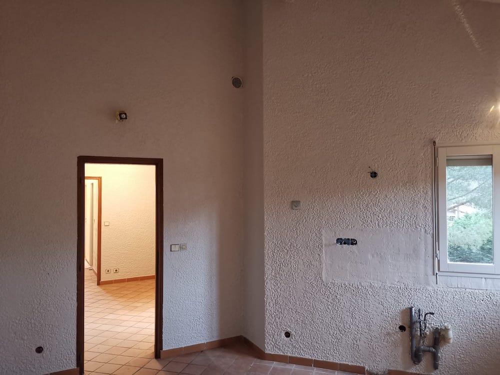 Peinture Interieure Maison en Renovation a Lacanau 9