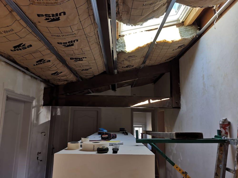 Refection Cage Escalier Palier Lanton 6
